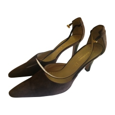 Mary Janes DIOR Brown