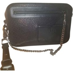 Small Messenger Bag CHRISTIAN LOUBOUTIN Black