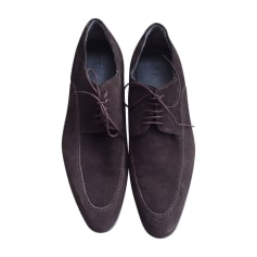Lace Up Shoes HUGO BOSS Brown