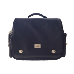 Briefcase, folder LANCEL Black