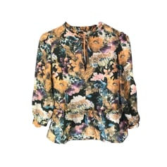 Blusa SÉZANE Multicolore