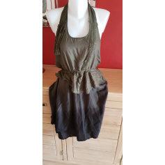 Robes Tendance KakiArticles Videdressing Femme Desigual dxrhtQsC
