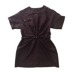 Mini-Kleid ISABEL MARANT Prune