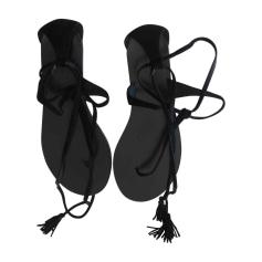 Flat Sandals ISABEL MARANT Caroll Black