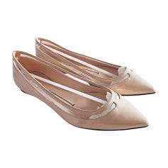 Ballet Flats FURLA Beige, camel