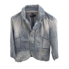 Blazer, veste tailleur DIESEL Bleu, bleu marine, bleu turquoise