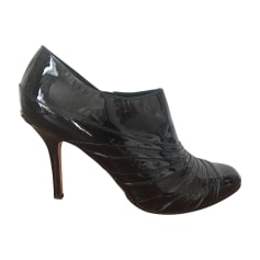 High Heel Ankle Boots DIOR Black