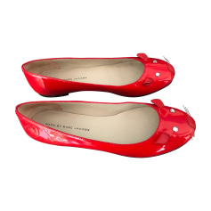 Ballerines MARC BY MARC JACOBS Rouge, bordeaux