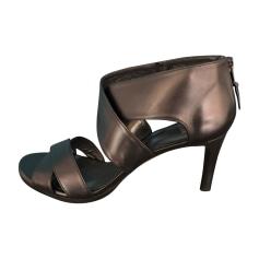 Heeled Sandals STUART WEITZMAN Black