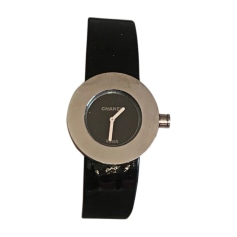 Wrist Watch CHANEL Black