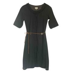 Robe mi-longue BELLEROSE Vert
