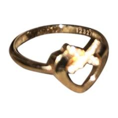 Ring CHAUMET Gold, Bronze, Kupfer