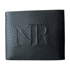 Card Case NINA RICCI Black