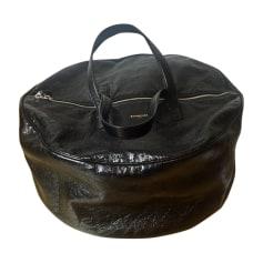 Sac XL en cuir BALENCIAGA Noir