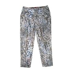 Pantalon droit VIVIENNE WESTWOOD RED LABEL Vert