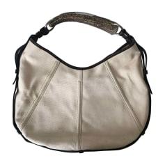 Non-Leather Handbag YVES SAINT LAURENT White, off-white, ecru