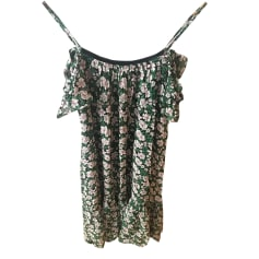 Maxi Dress CLAUDIE PIERLOT Green