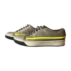 Sneakers LANVIN Gray, charcoal