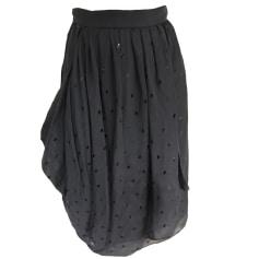 Mini Skirt BY MALENE BIRGER Blue, navy, turquoise