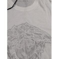 Tee-shirt VERSACE Blanc, blanc cassé, écru