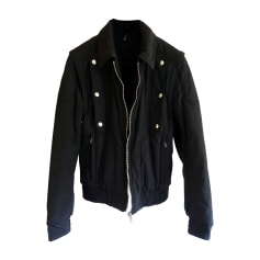 Zipped Jacket DIOR Black