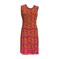 Mini-Kleid M MISSONI Mehrfarbig