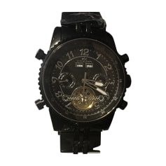 Orologio da polso HINDENBERG Argentato, acciaio