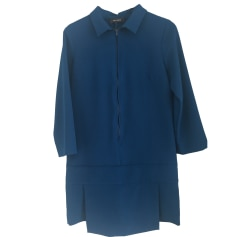 Playsuit COP-COPINE Blue, navy, turquoise