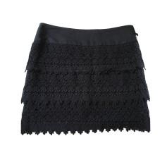 Mini Skirt IKKS Black
