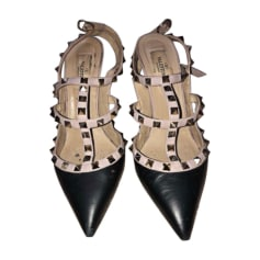 Pumps, Heels VALENTINO Black