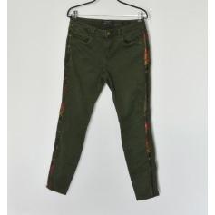 Jeans slim MAISON SCOTCH Kaki