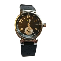 Wrist Watch LOUIS VUITTON Black