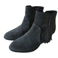 Bottines & low boots à talons BERENICE Bleu, bleu marine, bleu turquoise