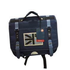 Rucksack, Business-Tasche IKKS Blau, marineblau, türkisblau