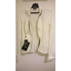 Veste ARMANI EA7 Blanc, blanc cassé, écru