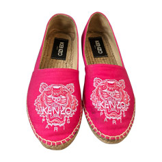 Loafers KENZO Pink, fuchsia, light pink
