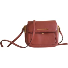 Borsa a tracolla in pelle MARC BY MARC JACOBS Arancione