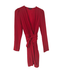 Mini-Kleid TARA JARMON Rot, bordeauxrot