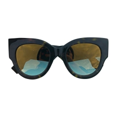 Sunglasses FENDI Animal prints