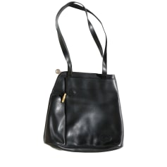 New Longchamp Handbag Leather In; Black CZrCw1xqn6