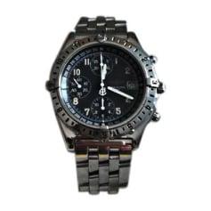 Wrist Watch BREITLING Silver