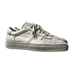Baskets COMMON PROJECTS Gris, anthracite