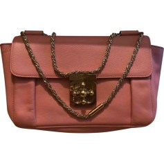 Leather Handbag CHLOÉ Pink, fuchsia, light pink