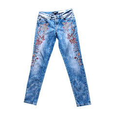 Skinny Jeans JUST CAVALLI Blue, navy, turquoise