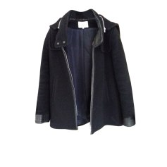 Coat CLAUDIE PIERLOT Black