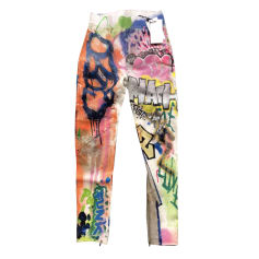 Skinny Pants, Cigarette Pants FAITH CONNEXION Multicolor
