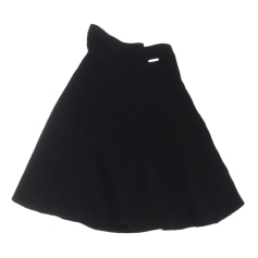 Midi Skirt GUESS Black