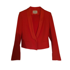 Jacket CLAUDIE PIERLOT Red, burgundy