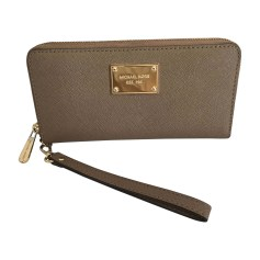 Wallet MICHAEL KORS Taupe