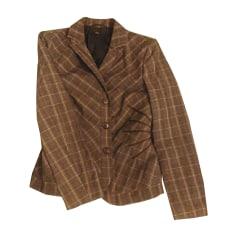 Pant Suit HUGO BOSS Brown
